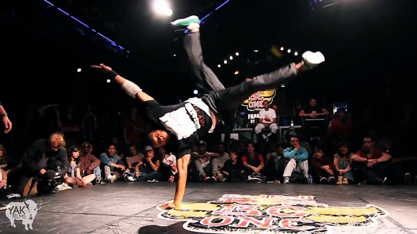 Image to: Red Bull BC One Cypher 2011 France B-Boy Recap