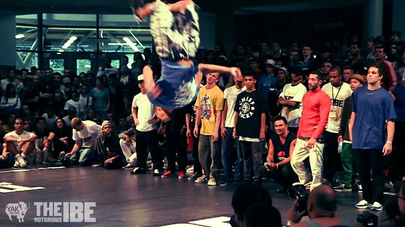 Image to: The Notorious IBE 2011 «All Battles All» official Recap
