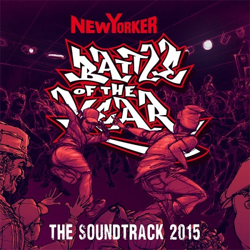 Image to: BOTY 2015 Soundtrack