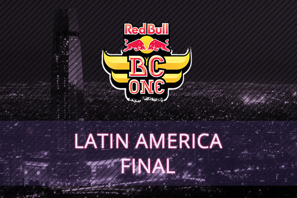 Image to: Red Bull BC One Latin America Final 2015 — Прямая трансляция