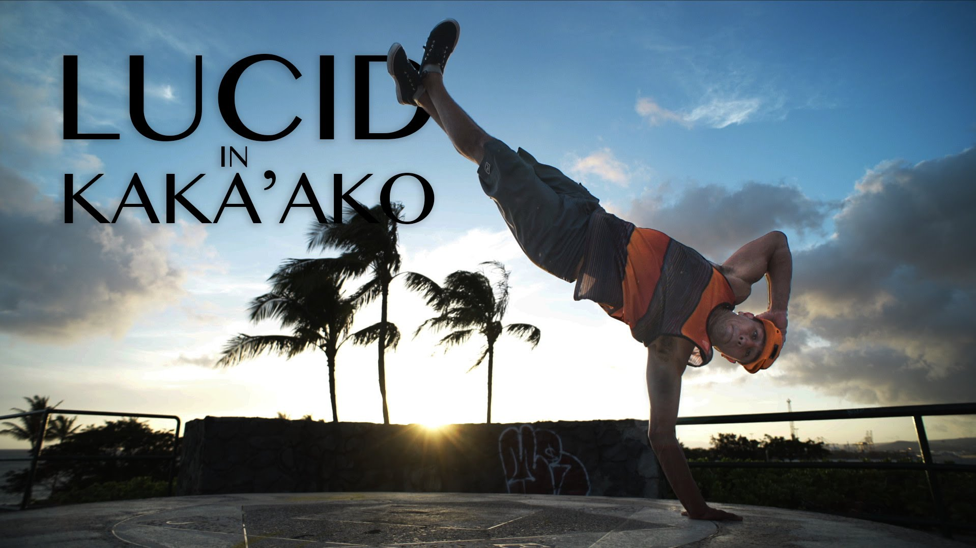 Image to: BBoy LUCID in Hawai'i for UDEF Shadow Styles | YAKFilms