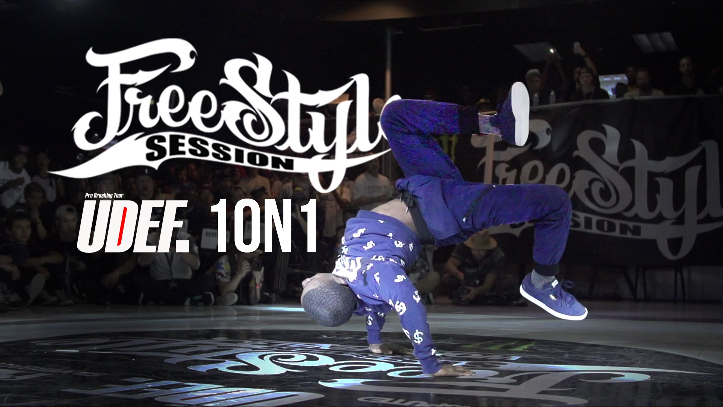 Image to: Freestyle Session 1on1 2015 BBoy Battle — YAKFilms